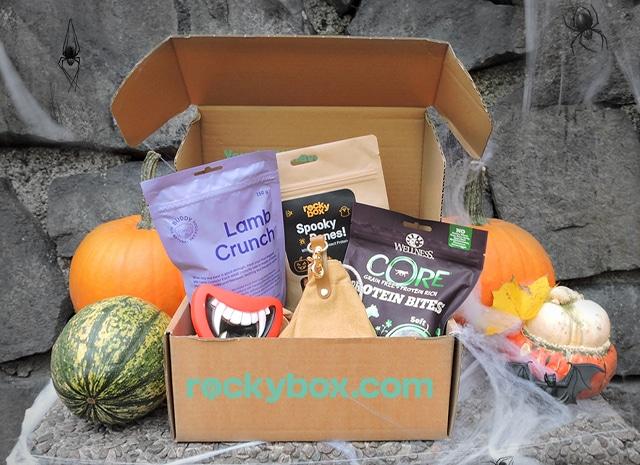 Novemberboxen Trick or Treat är här!