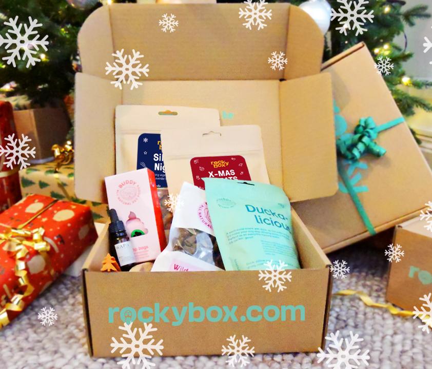 Decemberboxen The Howliday Box är här!