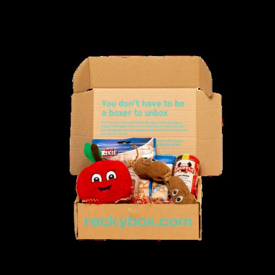 Röd box